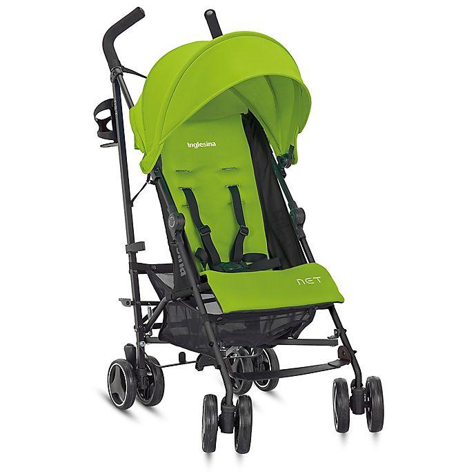 Alternate image 1 for Inglesina Net Stroller in Green