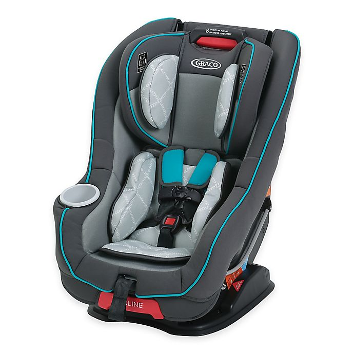 Alternate image 1 for Graco® Size4Me™ 65 Convertible Car Seat with RapidRemove™ in Finch™