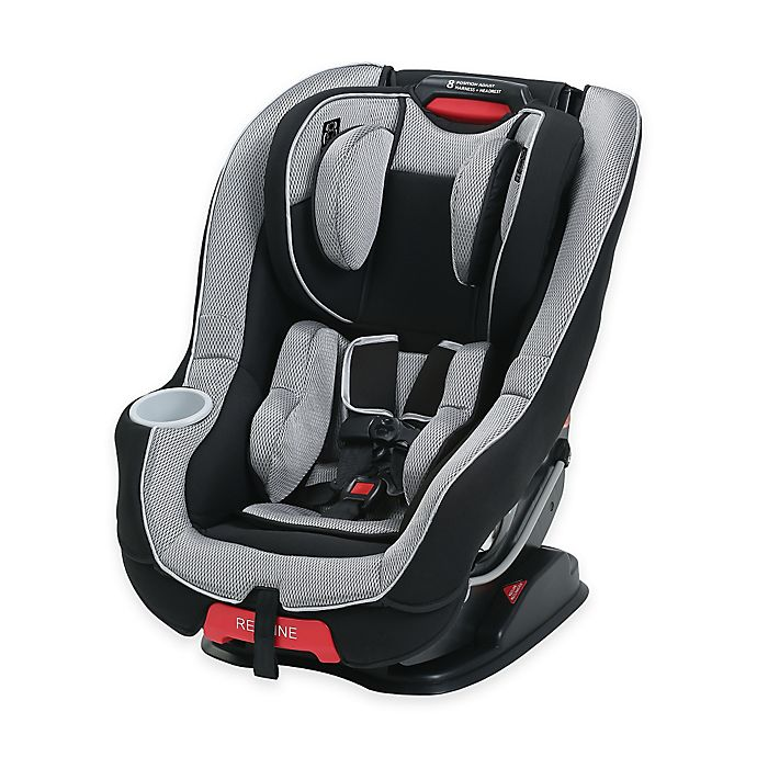 Alternate image 1 for Graco® MySize™ 65 Convertible Car Seat with RapidRemove™ in Matrix™