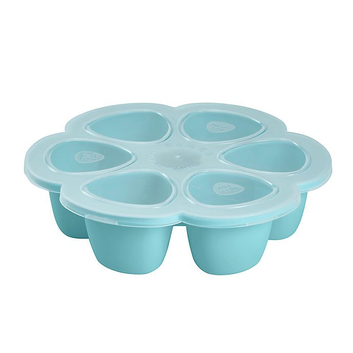 Alternate image 1 for Beaba® Multiportions Freezer Tray in Sky