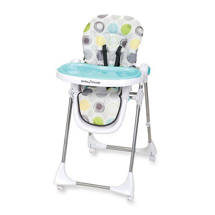 Alternate image 1 for Baby Trend® Aspen LX High Chair in Mod Dot