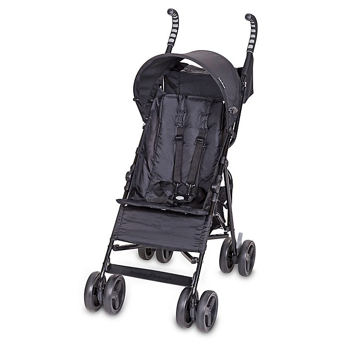 Alternate image 1 for Baby Trend® Rocket Stroller in Black