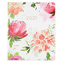 Eccolo Watercolor 2021 Faux Leather Agenda