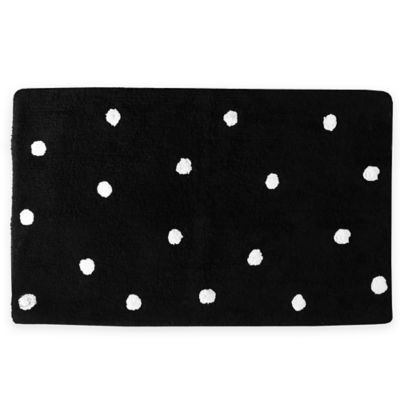 Kate Spade New York Deco Dot Bath Rug Bed Bath Beyond