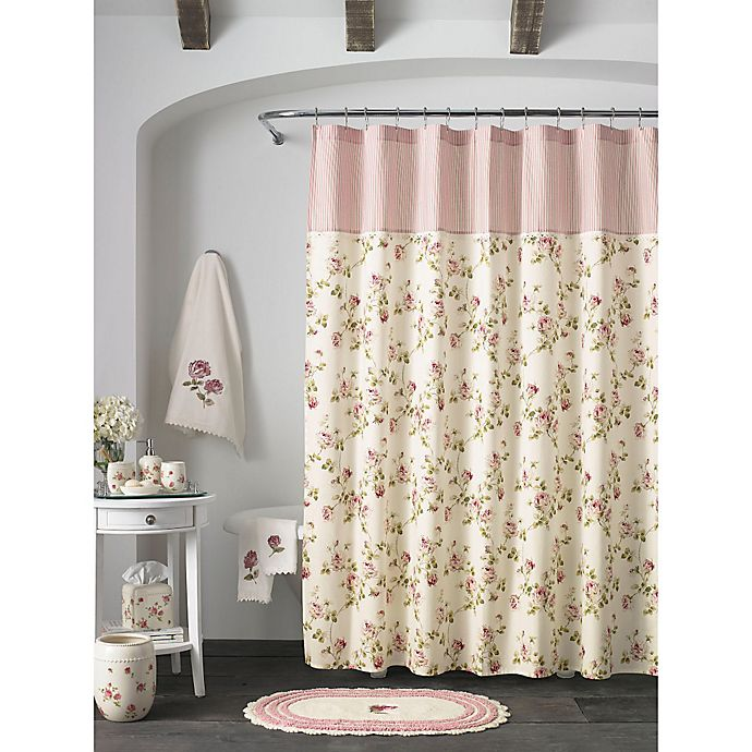 Alternate image 1 for Piper & Wright Rosalie Shower Curtain