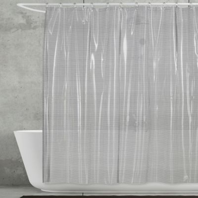 Creative BathTM Linea Shower Curtain