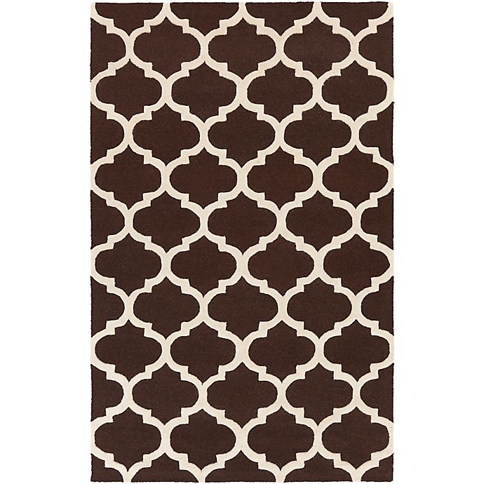 Alternate image 1 for Artistic Weavers Pollack Stella 4-Foot x 6-Foot Area Rug in Brown/White