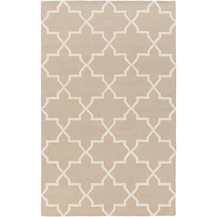 Alternate image 1 for Artistic Weavers 4-Foot x 6-Foot Pollack Keely Area Rug in Grey/White