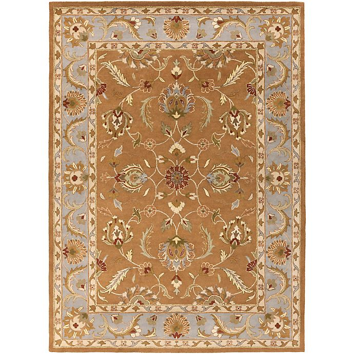 Alternate image 1 for Artistic Weavers Oxford Isabelle 7-Foot 6-Inch x 9-Foot 6-Inch Rug in Brown