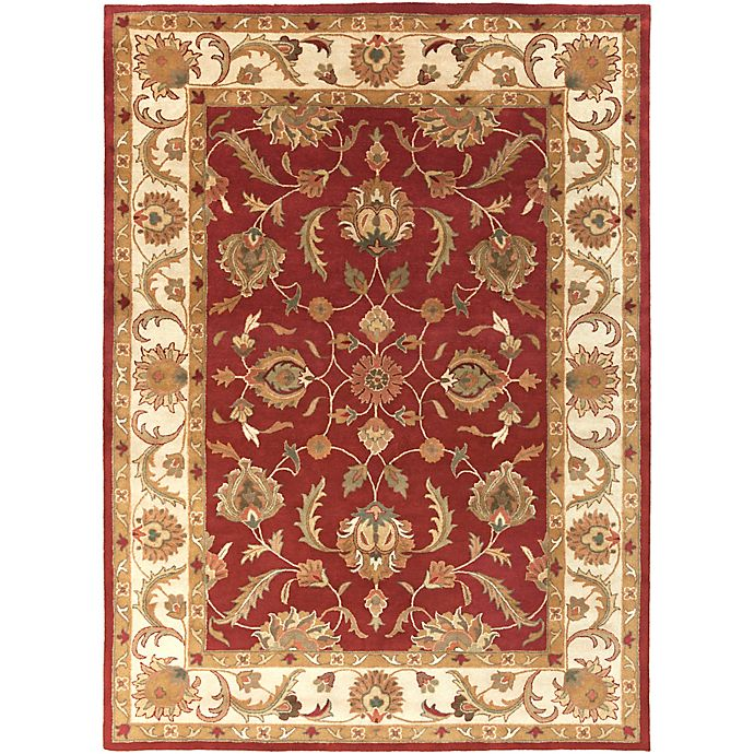 Alternate image 1 for Artistic Weavers Oxford Isabelle 8-Foot x 11-Foot Rug in Red