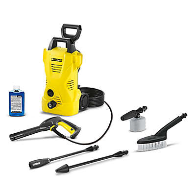 Karcher® K2 1600PSI Electric Pressure Washer Car Care Kit