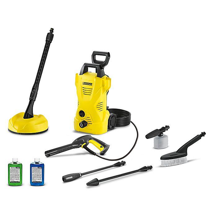 Alternate image 1 for Karcher® K2 1600PSI Electric Pressure Washer Car and Home Kit