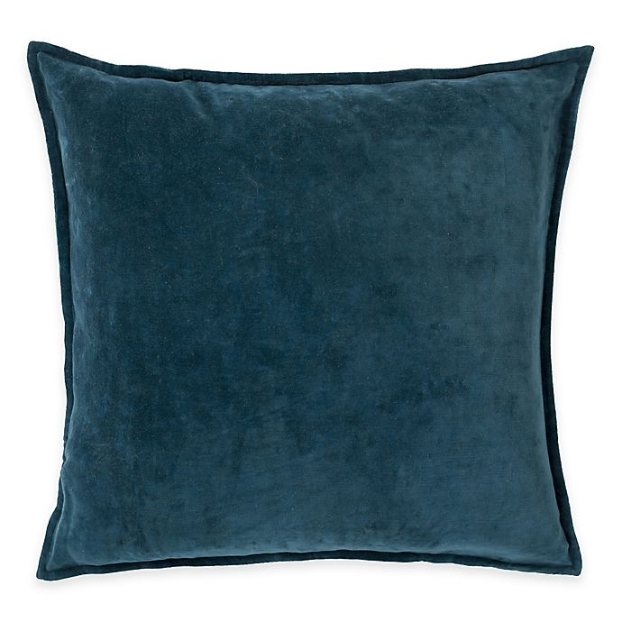 Alternate image 1 for Surya Velizh 22-Inch Square Throw Pillow