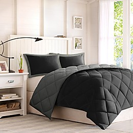 Madison Park Essentials Larkspur Down Alternative Comforter Mini Set
