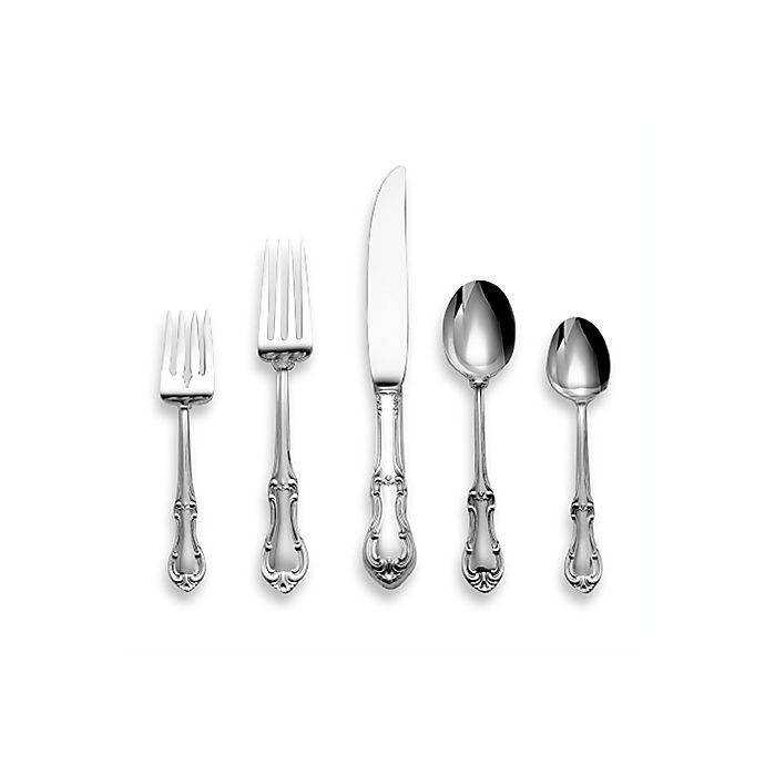 5 Pc Place Setting International Sterling Joan of Arc Including Soup Spoon