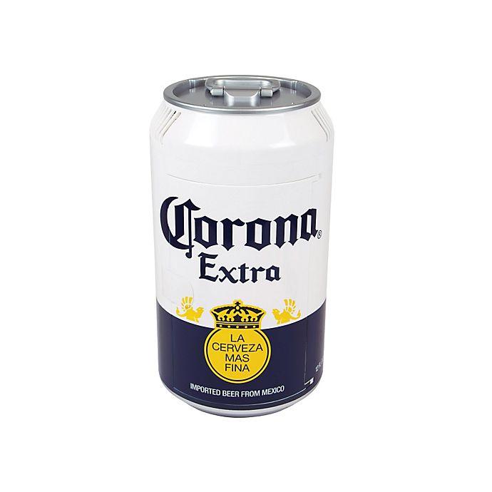 Alternate image 1 for Koolatron Corona Mini Can Fridge in Silver