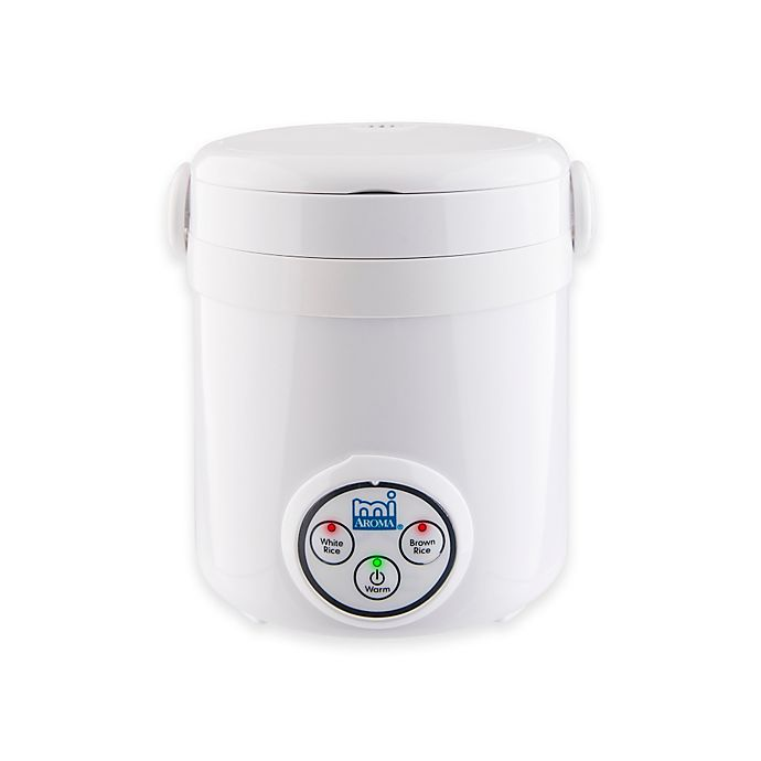 Alternate image 1 for Aroma® Mi 3-Cup Digital Rice Cooker