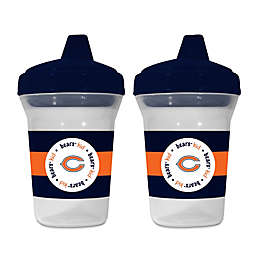 NFL Chicago Bears 2-Pack Sippy Cups