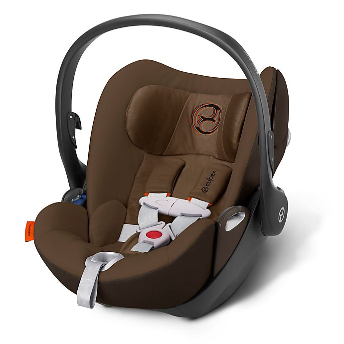 Cybex Cloud Q Infant Car Seat with Load Leg Base in Coffee Bean ...