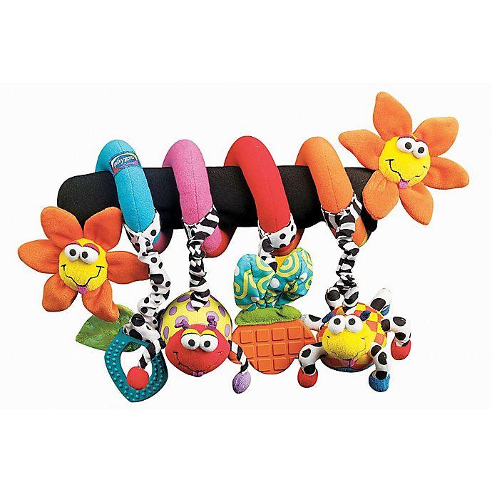 Alternate image 1 for Playgro™ Amazing Garden Twirly Whirly Activity Toy