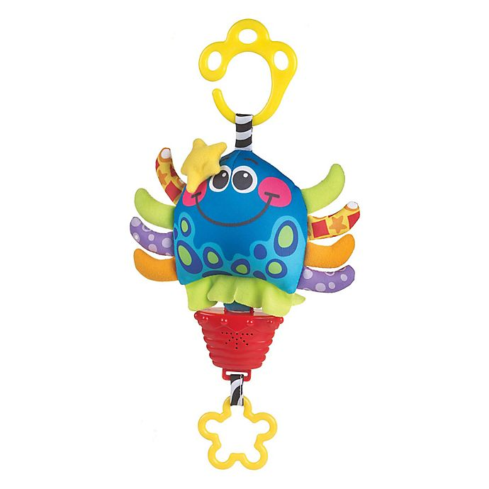Alternate image 1 for Playgro™ Musical Pullstring Octopus Toy