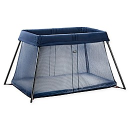BABYBJORN® Travel Crib Light in Great Blue
