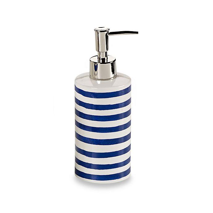Alternate image 1 for kate spade new york Charlotte Street Lotion Pump in White