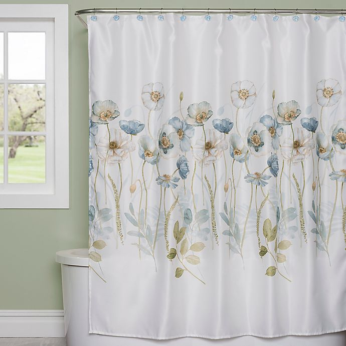 Garden Melody Shower Curtain | Bed Bath & Beyond