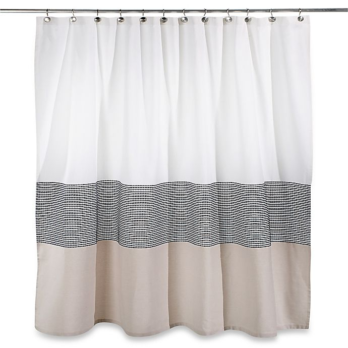 Caro Homes Montauk Shower Curtain