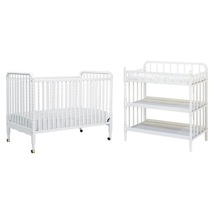 Alternate image 1 for DaVinci Jenny Lind Nursery Furniture Collection in White