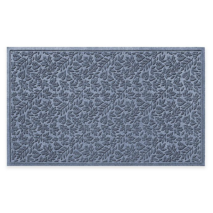 Alternate image 1 for Weather Guard™ Fall Day 32-Inch x 56-Inch Floor Mat in Blue
