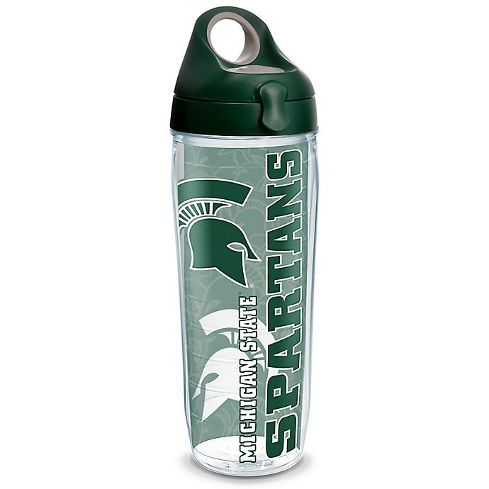 Alternate image 1 for Tervis® Michigan State University Spartans 24 oz. Pride Wrap Water Bottle