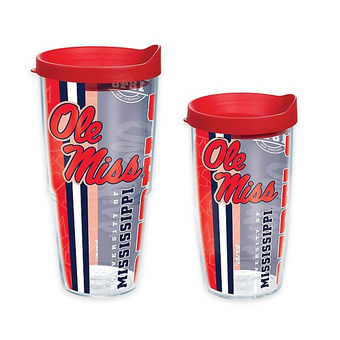 Alternate image 1 for Tervis® University Of Mississippi Rebels Drinkware