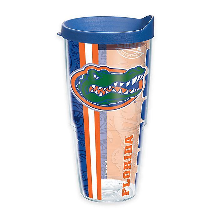 Alternate image 1 for Tervis® University of Florida Gators 24 oz. Pride Wrap with Lid