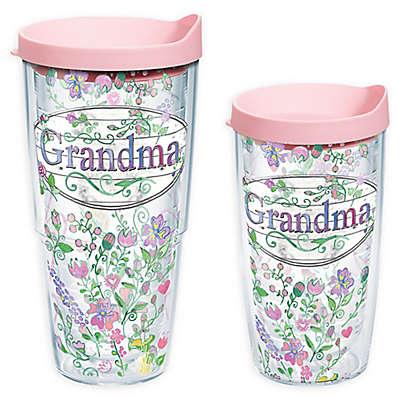 Tervis® Grandma Flowers Wrap Tumbler with Lid