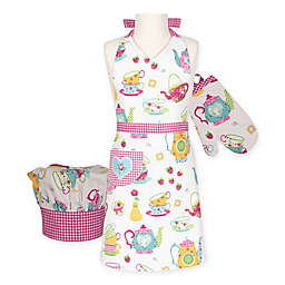 Tea Party Kid's Cooking Accessories Collection