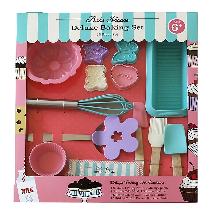Alternate image 1 for Child's 25-Piece Deluxe Baking Set
