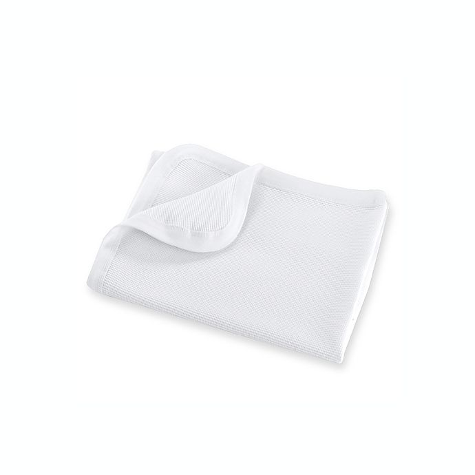 Alternate image 1 for bb Basics Thermal Receiving Blanket in White