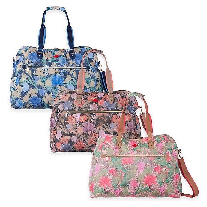 Oilily® Flower Field Weekender Travel Bag   Bed Bath   Beyond ad81374201