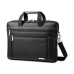 b52c9d409249 Samsonite Classic Business Laptop Case in Black