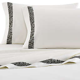 ED Ellen DeGeneres Mombasa Sheet Set in Dust/Beige