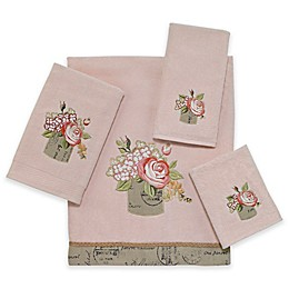Antique Bouquet Towel Collection