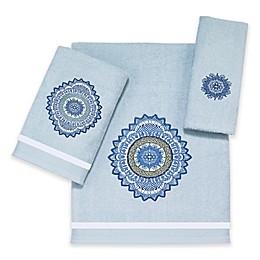 Avanti Boho Fingertip Towel