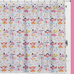 Faerie Princesses Shower Curtain