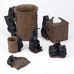 Avanti Black Bear Lodge Bath Accessory Collection