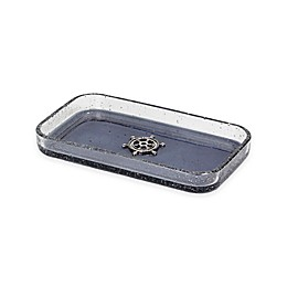 Lamont Home® Anchors Ombre Bubble Glass Tray