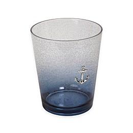 Lamont Home® Anchors Ombré Bubble Wastebasket