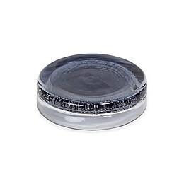 Lamont Home® Anchors Ombré Bubble Glass Soap Dish