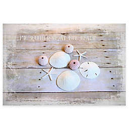 Marmont Hill I Can Still Hear The Waves Canvas Wall Art