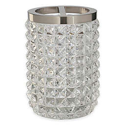 Deco Glass Toothbrush Holder